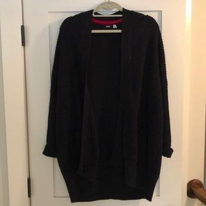 Urban Outfitters Black Knit Cardigan